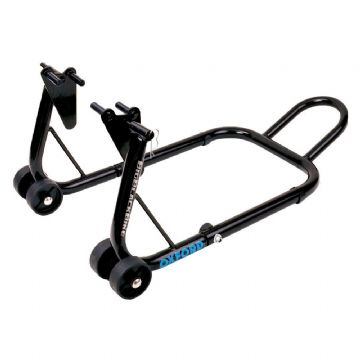 Oxford Big Black Universal Motorcycle Motorbike Front Paddock Stand SP822